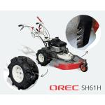 Žoliapjovė-šienapjovė OREC SH61 aukštai žolei