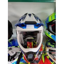 First Racing racecore mx šalmas XL mėlynas