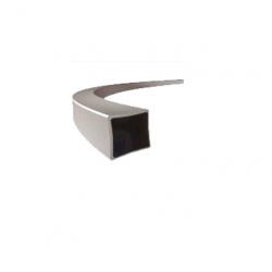 3,0mm keturkampė Titanium