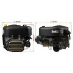 17,5 HP Intek OHV 25,4 x 80 Variklis Briggs & Stratton