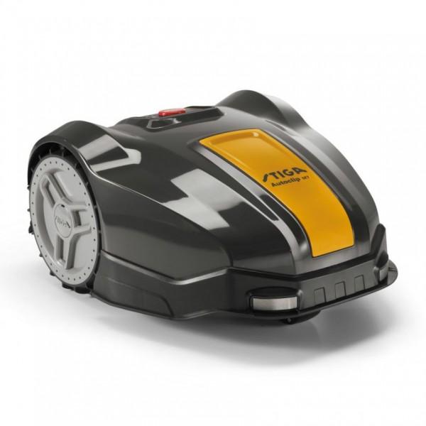Vejos robotas STIGA M7