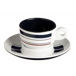 MONACO puodelis su lėkštute 6vnt