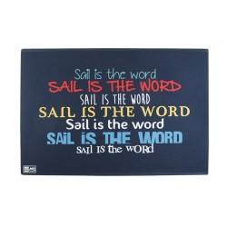 Kilimėlis SAIL IS THE WORD